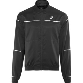 asics Lite-Show Jacket Herren performance black